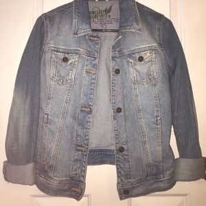 2 Jean jackets